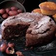 Ingredients 175g de beurre non salé, et un peu plus pour le graissage 225g de chocolat noir cassé en morceaux 200g de sucre en poudre 3 œufs moyens, séparés 65g...
